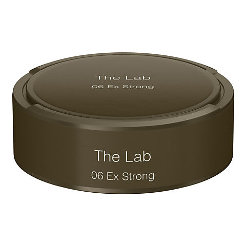 06 >> The Lab 06 Extra Strong Slim Porsjon Snus I Porsjon M Sorensen As
